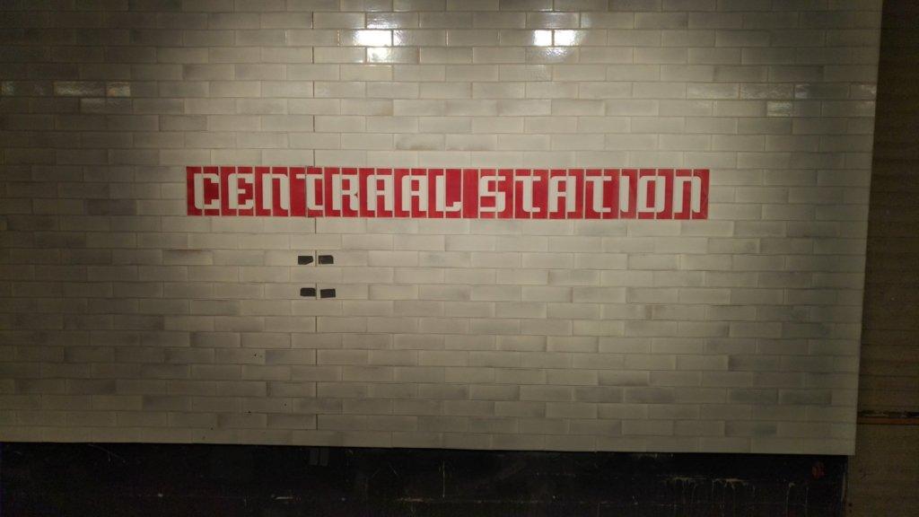Underground Centraal Station